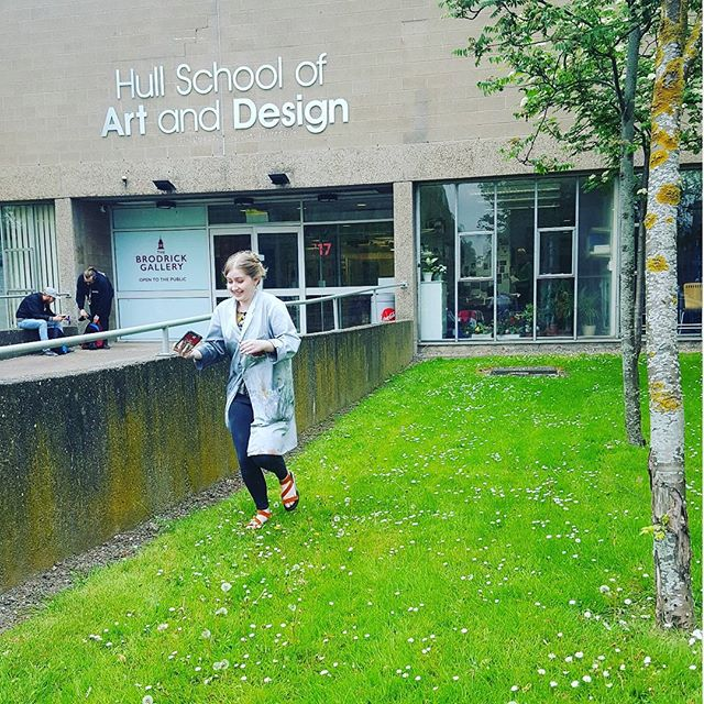 Hull School Of Art And Design Degree Show