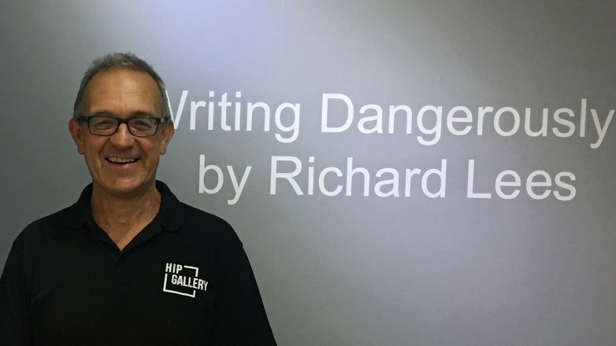 1create - interview richard lees writing dangerously header 2018