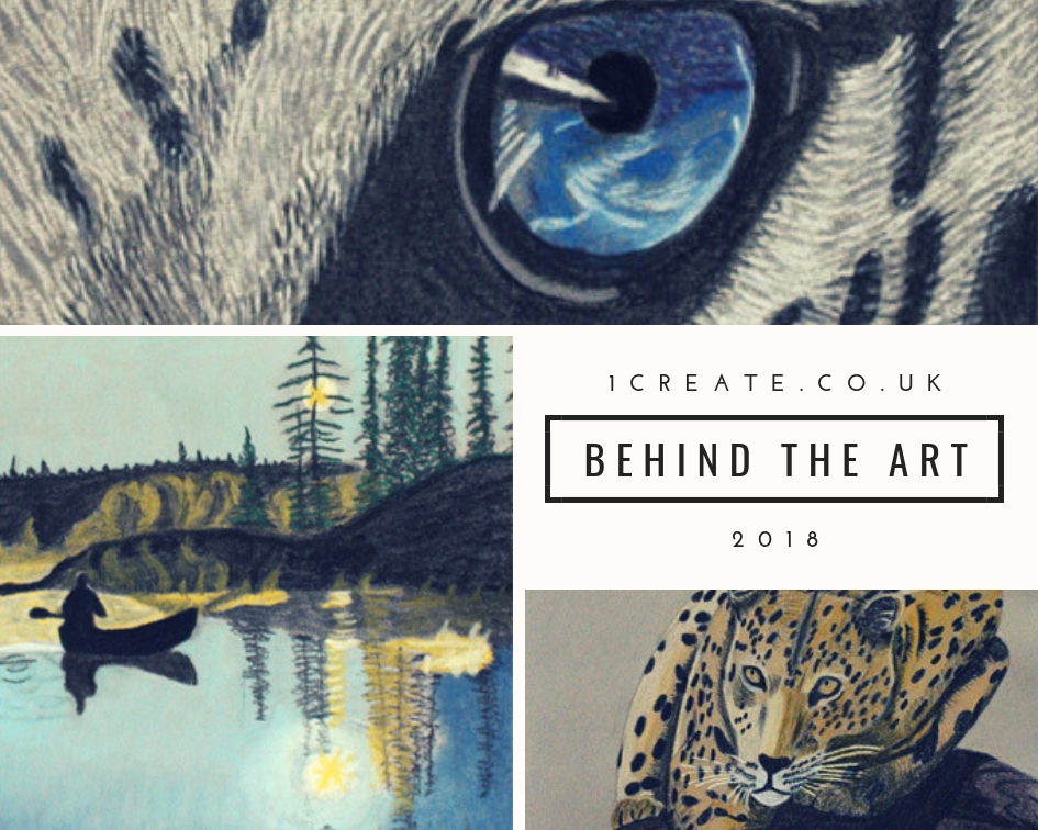 behind the art with Miriam Kalliomaki