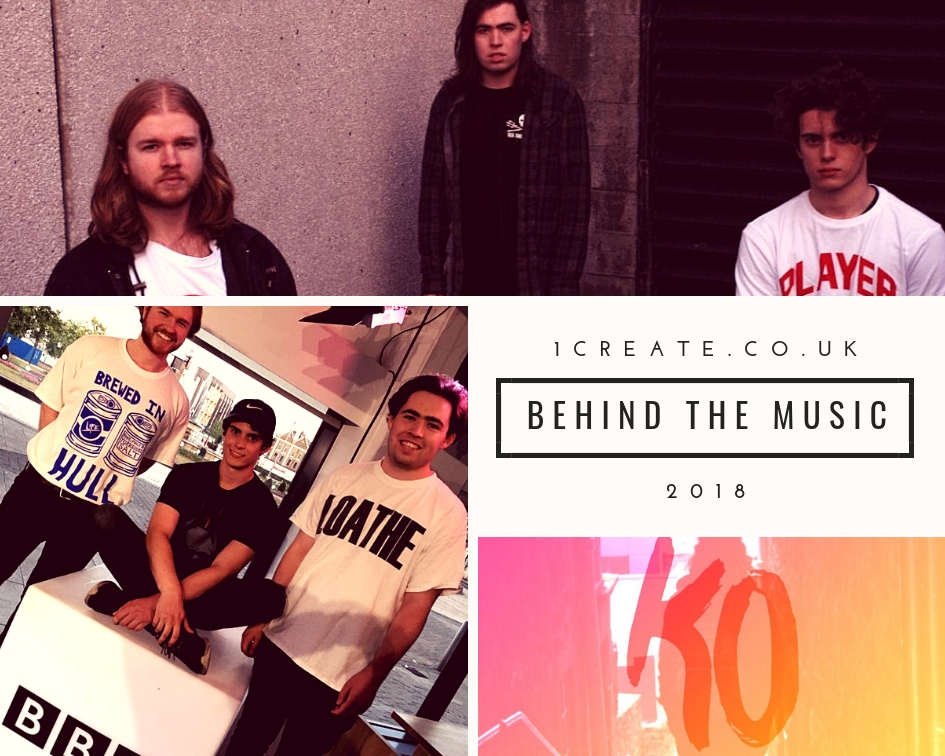 Behind the Music with King Orange