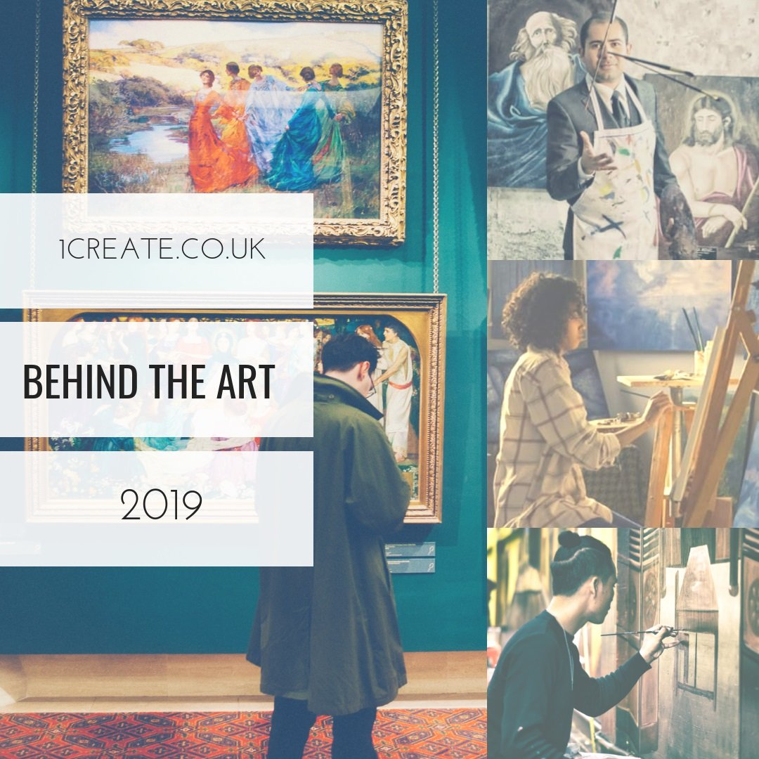 1create - behind the art January 2018