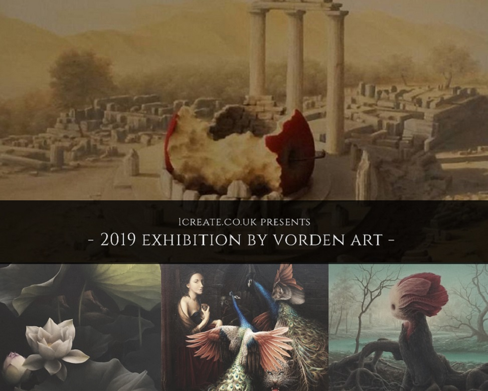 1create - 2019 Exhibition by Vorden Art
