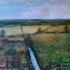 Somerset in Summer by Mark Noble