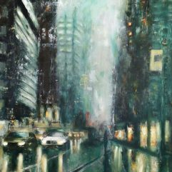 1create - Rainy Evening by Angela Suto
