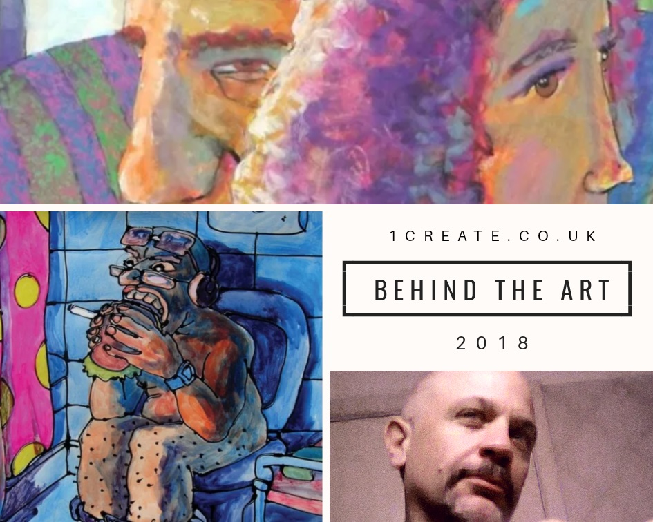 1create - Behind the Art 2018 17th Edition with Horacio Petre