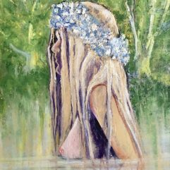 1create - Ophelia by Anne Buffington
