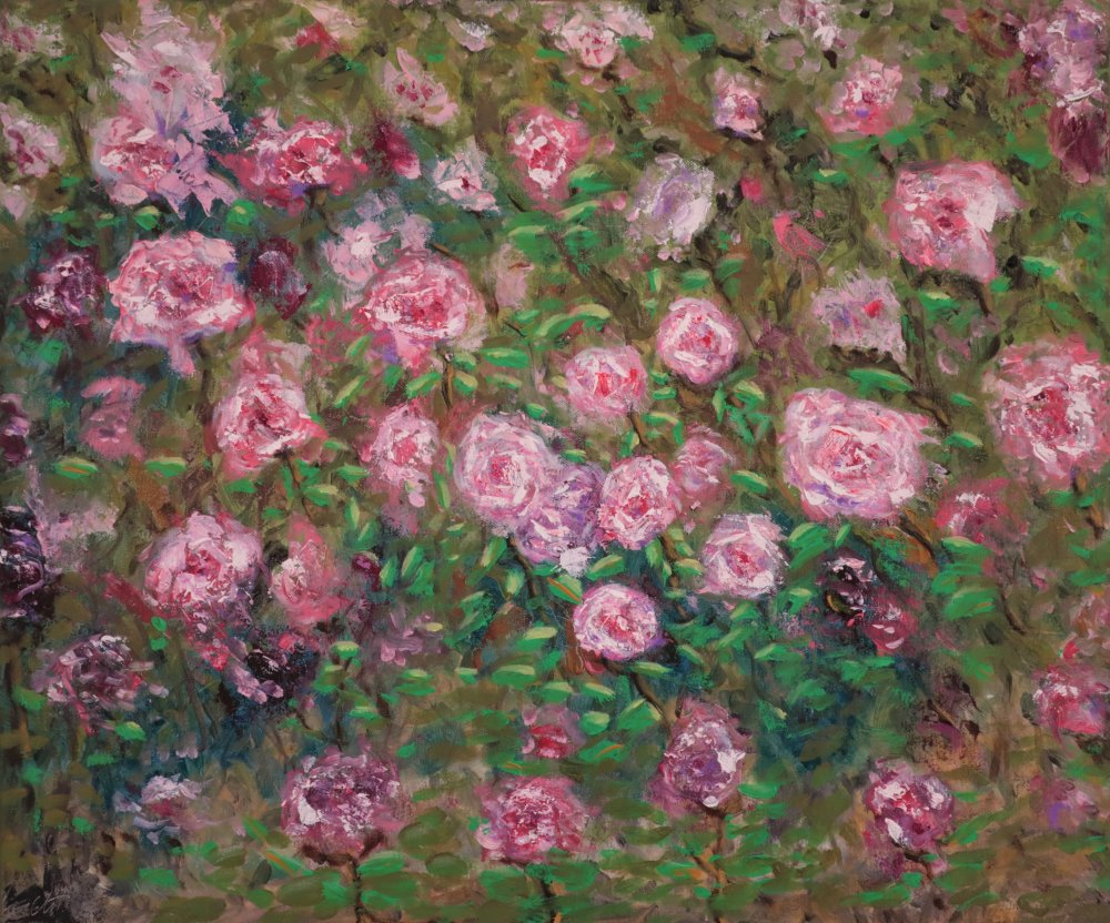 1create - Spring Roses by Charlie Cliff