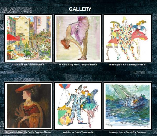 1create - established gallery account