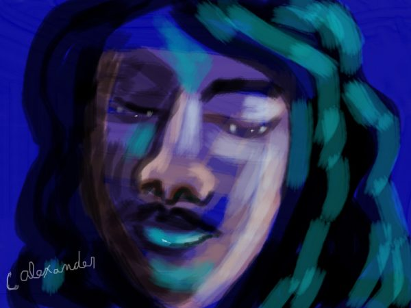 1create - The Blues by Cheryl Alexander