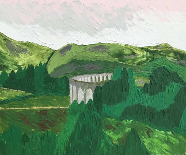 1create - Glenfinnan Viaduct by Russell Pulford