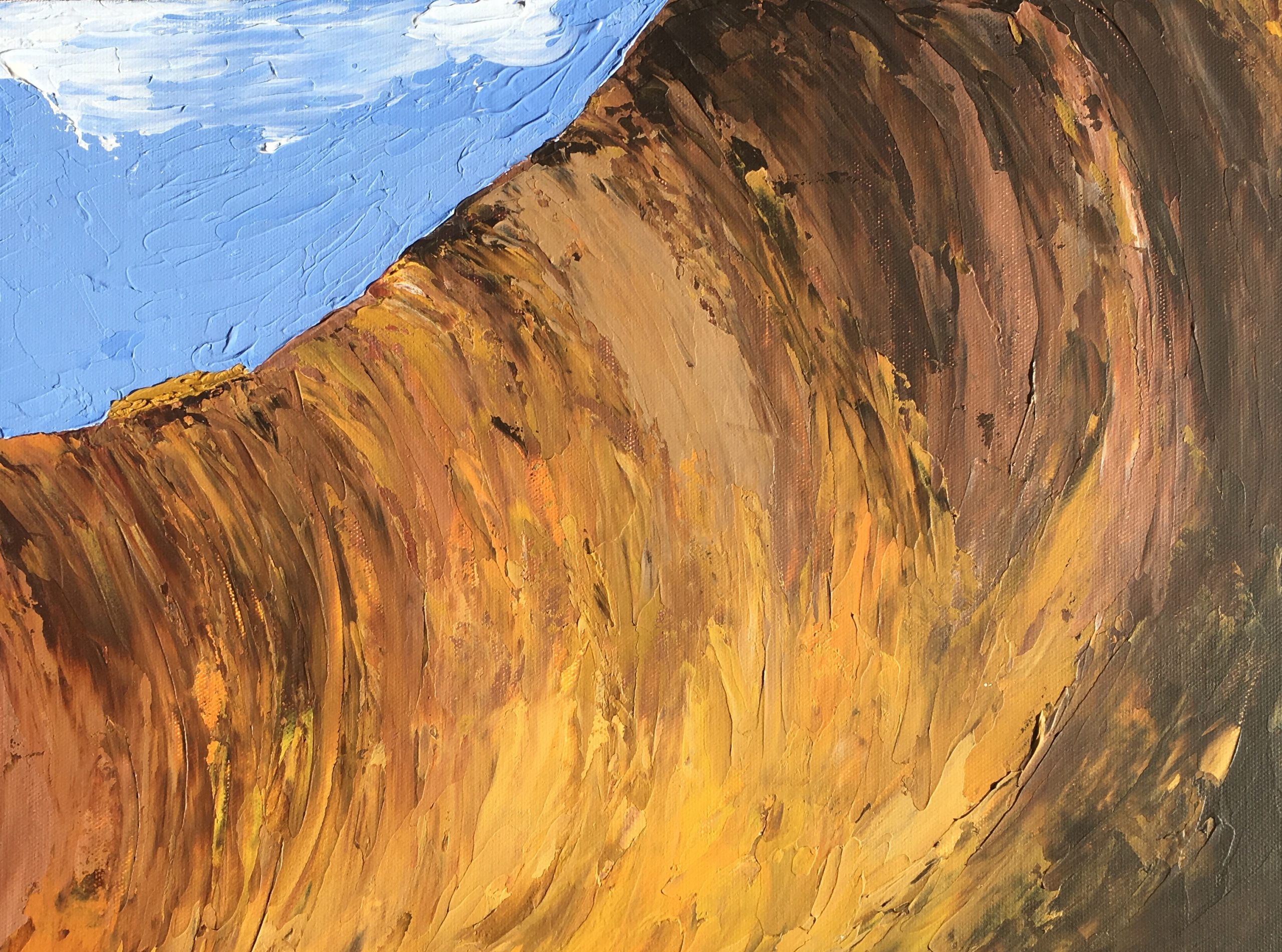 1create - Wave Rock by Russell Pulford